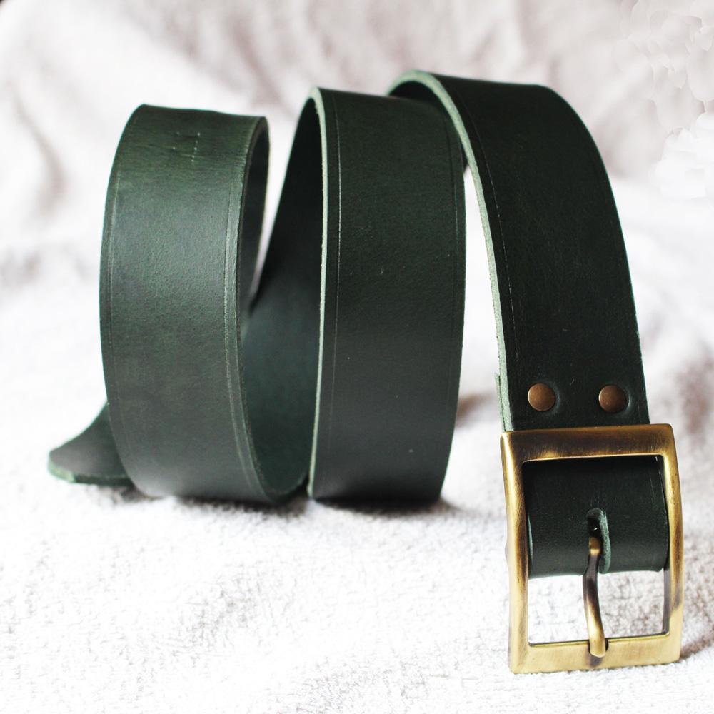 L'atelier création de ceinture